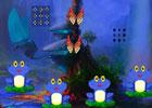 Mushroom Fantasy Village