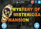 Mystery of misteriosa mansion walkthrough
