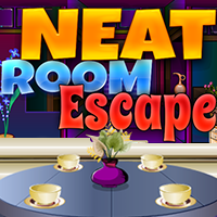 Neat Room Escape Game