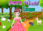 Pinky Pets World Escape