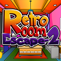 Retro Room Escape