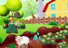 Rhubarb Garden Escape