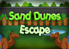 Sand Dunes Escape Walkthrough