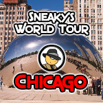 Sneaky's World Tour Chicago