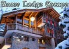 Selfdefiant Snow Lodge