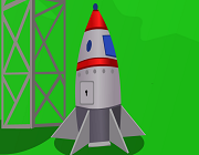 Space Rocket Escape