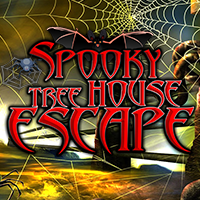 Spooky Tree House Escape
