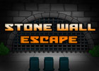 Stone Wall Escape Walkthrough