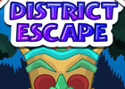 Strange District Escape Walkthrough