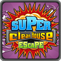 Super Clean House Escape