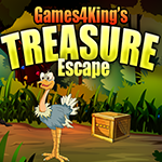 Games4king Treasure Escape