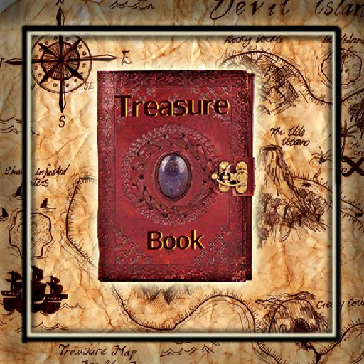 Treasure-Book-Escape