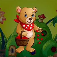 Valentine Bear Escape Game