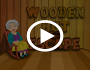 Wooden Hut Escape Walkthrough