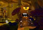 Alien Mushroom Forest