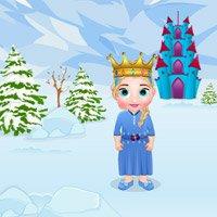 Baby Elsa Escape