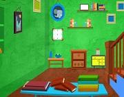 Beauty Green House Escape