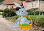 Big Easter Bunny Land Escape