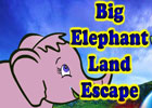 Big Elephant Land Escape