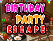 Birthday Party Escape