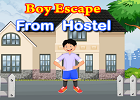 Boy Escape From Hostel