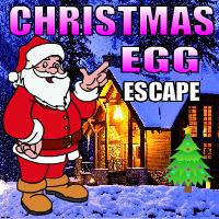 Yal Christmas Egg Escape