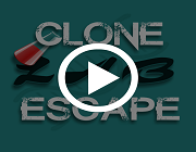 Clone Lab Escape Walkthrough