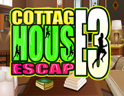 Cottage House Escape 3