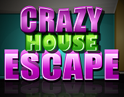 Crazy House Escape