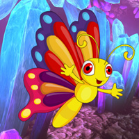 crystal-cave-butterfly-escape