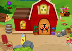 Games4King Cute Girl Escape From Traditional House