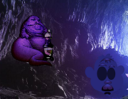 Darkened Cave Escape
