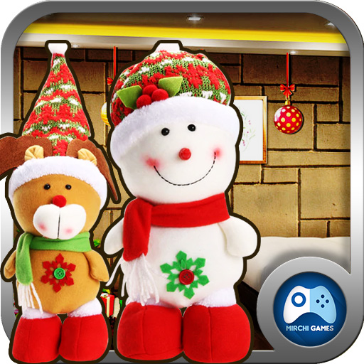 find christmas doll gift walkthrough