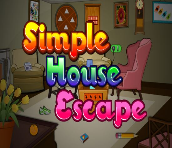 Simple House Escape