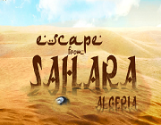 Escape From Sahara Algeria