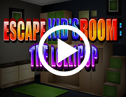 Escape Kids Room: The Lollipop Walkthrough