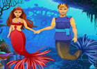Wow Escape Mermaid Couple