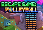 Escape Game Volleyball Walkthrough