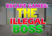 Escape Games The Illegal Boss