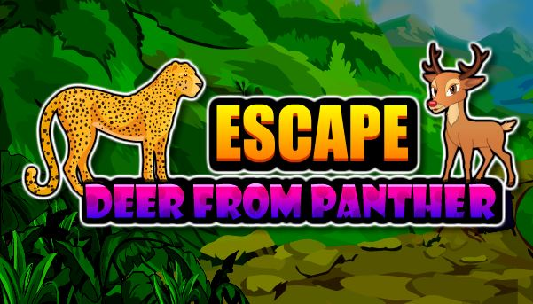 Escape Deer From Panther