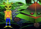 Fantasy Forest Alien