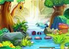 Fantasy Jungle Boy Escape