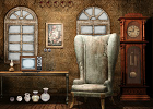 Fantasy Retro Room