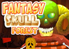 Fantasy Skull Forest Walkthrough