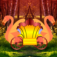 fantasy-swan-cart-escape