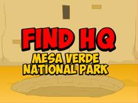 Find HQ Mesa Verde National Park