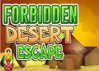Forbidden Desert Escape Walkthrough