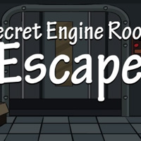 GFG Secret Engine Room Escape