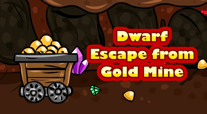 GFG_Dwarf_Escape_from_Gold_Mine