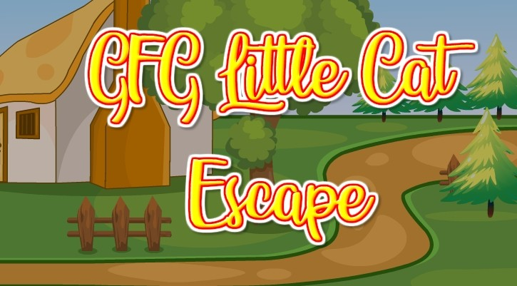 GFG_Little_Cat_Escape